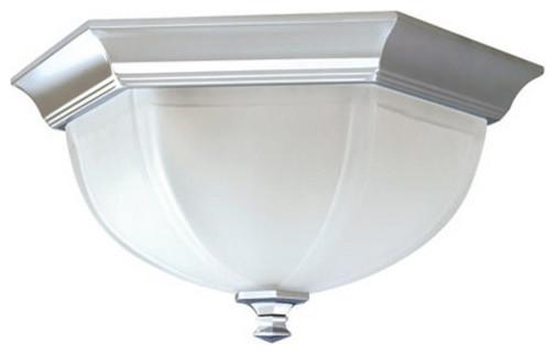 light flush mount bathroom ceiling fixture transitional ceiling. Black Bedroom Furniture Sets. Home Design Ideas