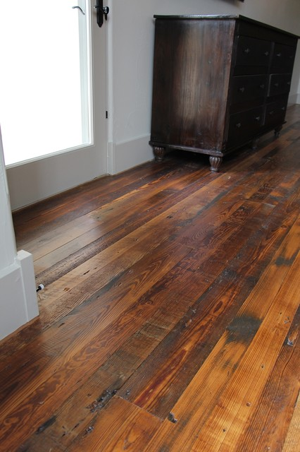 Old Face Reclaimed Longleaf T G Flooring Georgetown Tx