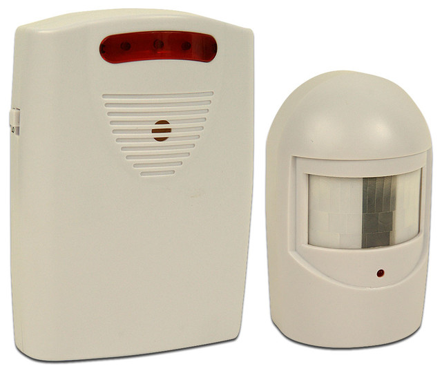 Driveway Patrol Infrared Wireless Home Security Alarm System by Trademark Home - Contemporary ...