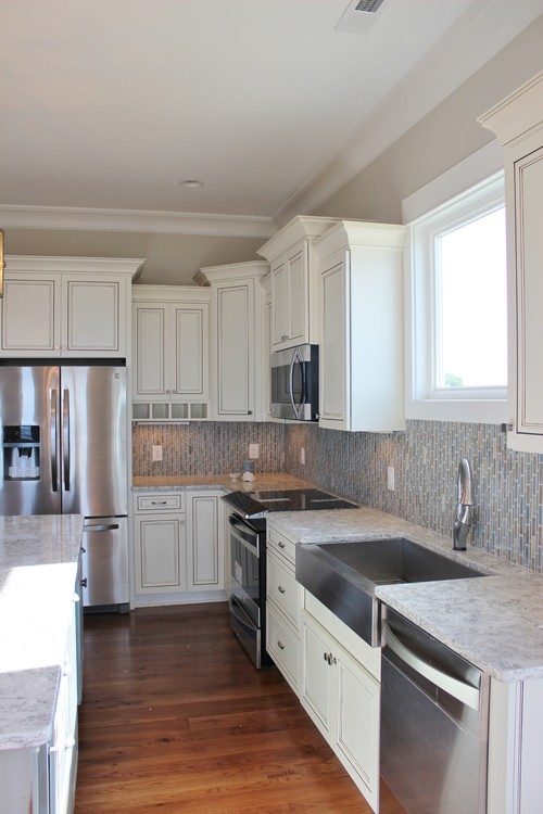 Is This Cambria Berwyn? Can You Share Info On Backsplash