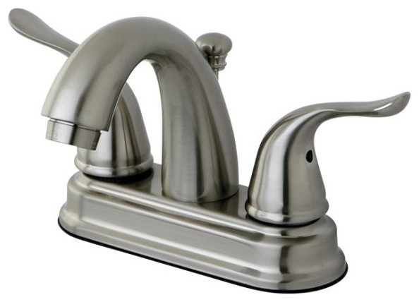 Bathroom Faucets 4 Inch Centerset : All Products / Bath / Bathroom Faucets / Bathroom Sink Faucets