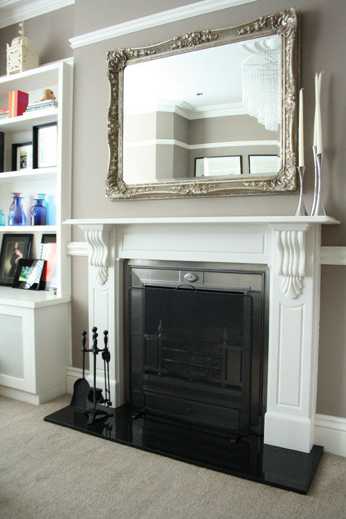 Love This Home Where Is This Mirror Above The Fireplace From