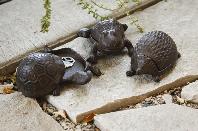 Animal Key Hiders - Contemporary - Outdoor Products - Milwaukee - by Willard & May