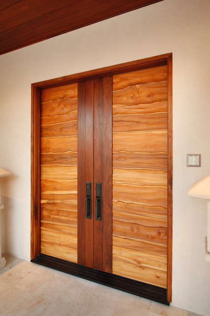 Pacific coast teak collaboration with jory brigham design for Closet doors los angeles