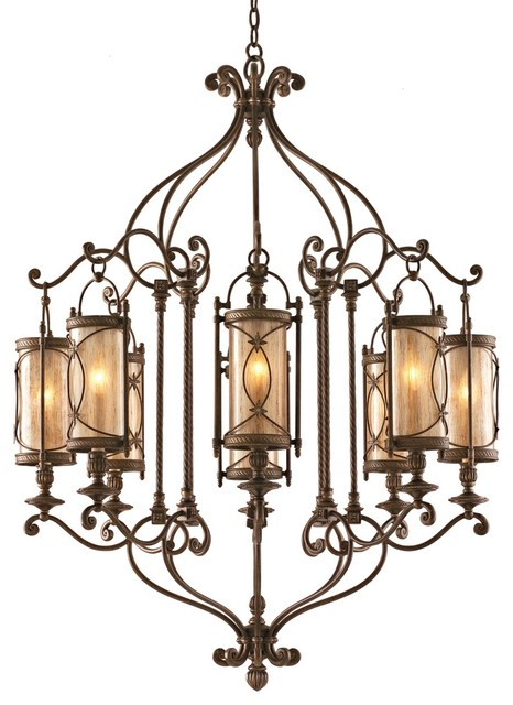 """Valait Collection 36"""" Wide Chandelier farmhouse chandeliers"""