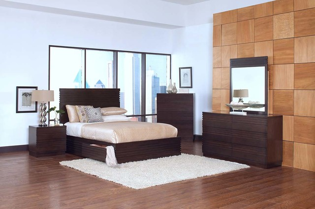 New Classic Furniture Century City Bedroom Collection Traditional Bedroom