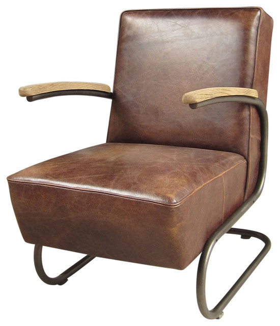 Four Hands Miles Club Chair