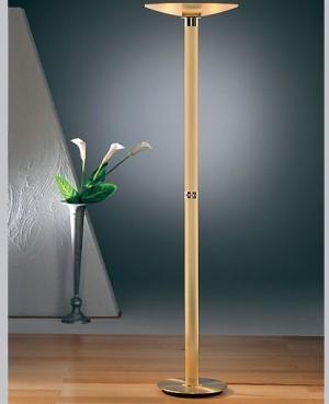 2521 halogen torchiere floor lamp modern floor lamps. Black Bedroom Furniture Sets. Home Design Ideas