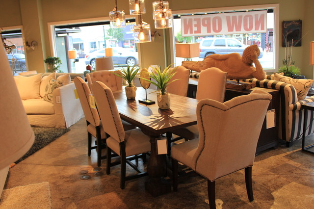 dining room showroom Dining Room Sets