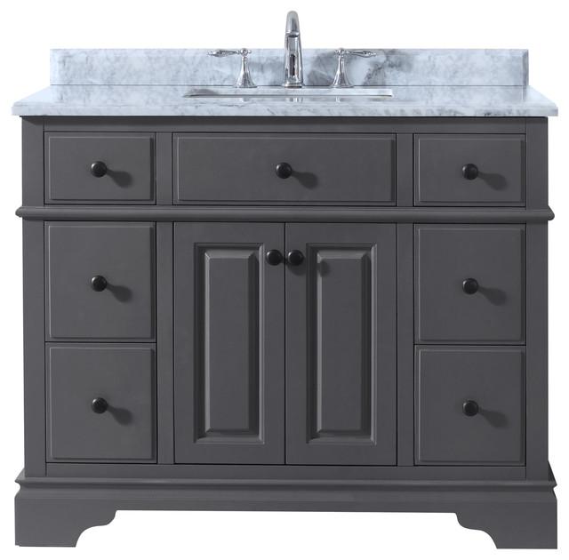 Simple Grey Bathroom Vanities Vanity Cabinets Overstock Com Grey Bathroom