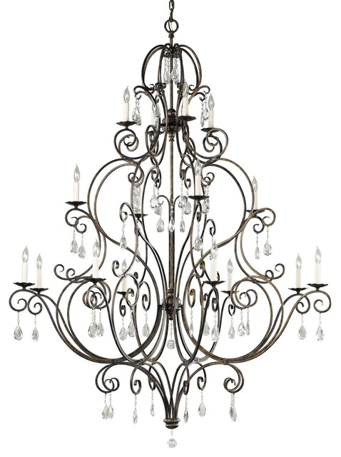 Murray Feiss Chateau Traditional Chandelier X Zbm4 4 8