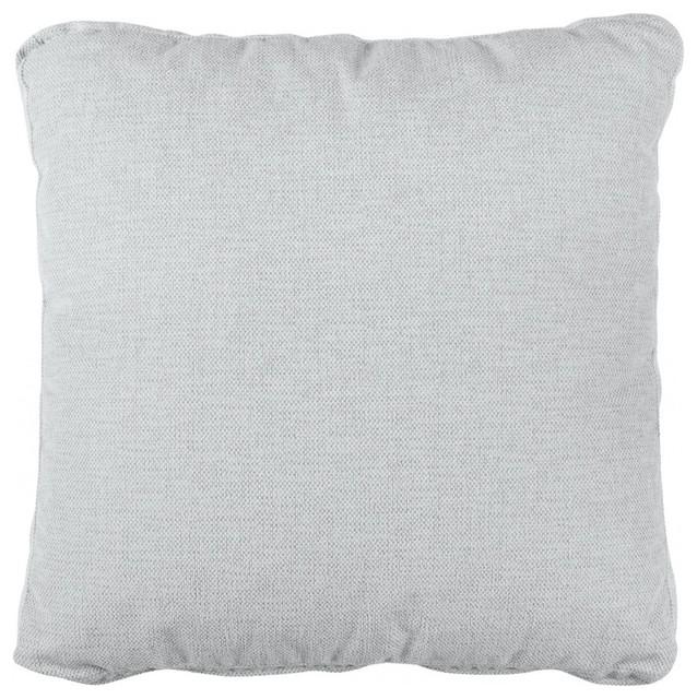 dekokissen omnia iii 50x50 silber bauhaus look. Black Bedroom Furniture Sets. Home Design Ideas