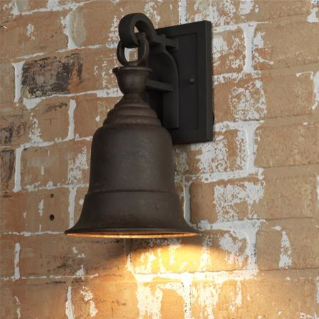 Liberty Bell Outdoor Wall Lantern - Traditional - Outdoor Wall Lights And Sconces - by Shades of ...