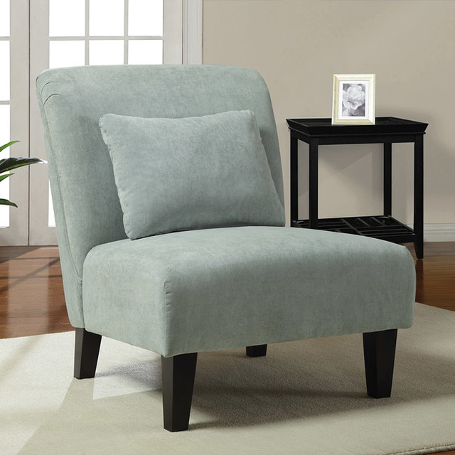 Anna Spa Accent Chair Contemporary Living Room Chairs