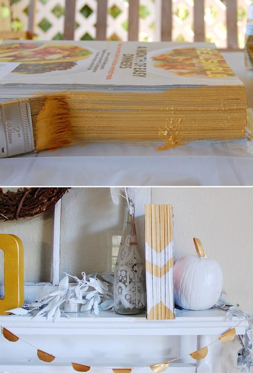 Easy Rustic Fall Decorating DIY Ideas