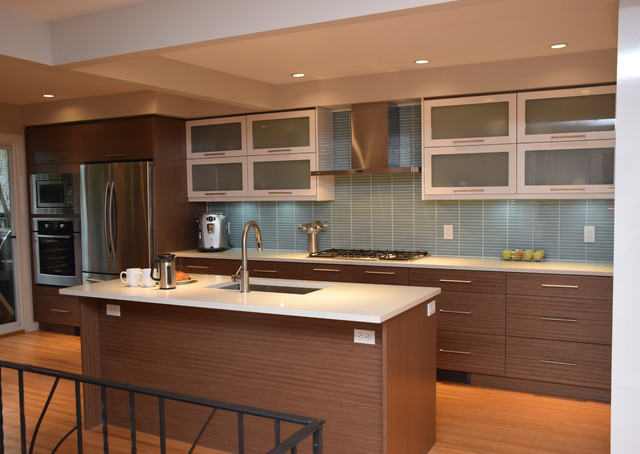 West 21st Kitchen Renovation contemporaneo