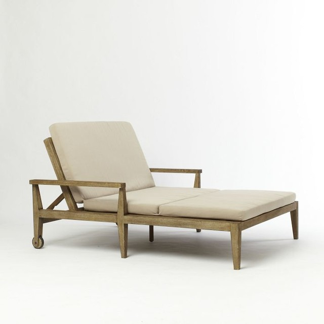 Jardine Double Lounger
