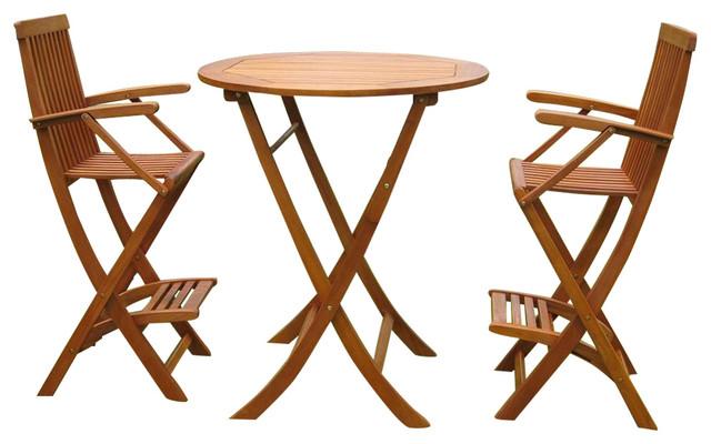 Outdoor Folding Bar Height Chairs Home Decor Takcopcom