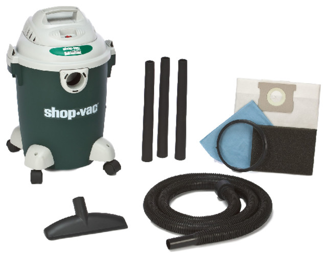 Shop Vac Quiet Plus Series Wet and Dry Vac - Industrial - Garage And Tool Storage - by JENSEN ...