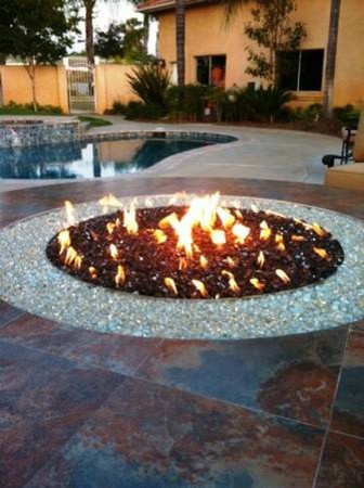 Garden Design With Backyard BBQ Island Contemporary Fire Pits Los Angeles  By With Backyard Fire Pit