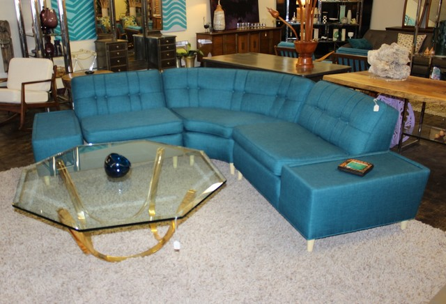 Turquoise Sectional Sofa Modern Sectional Sofas