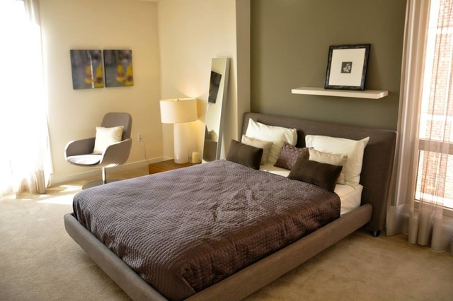 the manhattan 2 bedroom apartment contemporary dc