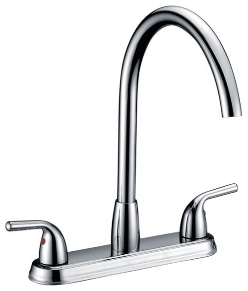 dowell two handle kitchen faucet kitchen faucets by exotic home