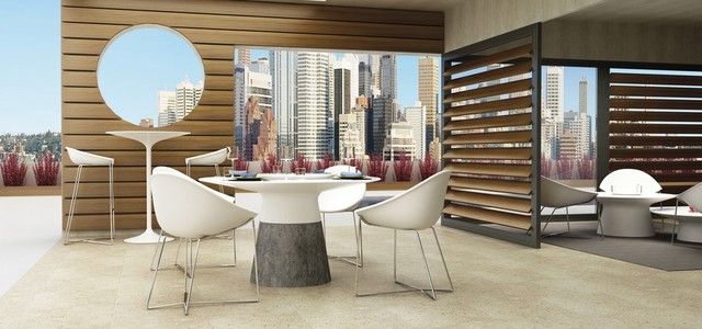Modern Patio Dining Furniture