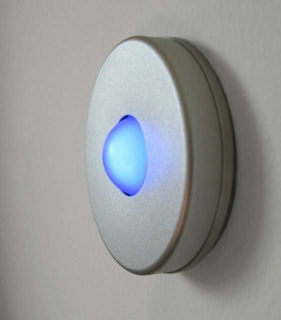 Satin Round Doorbell Button By Luxello LED - Modern - Lighting - by Surrounding - Modern ...