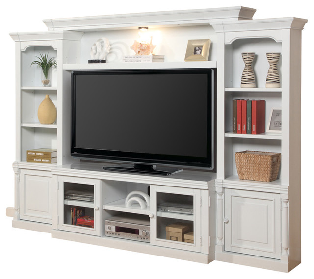 Premier Alpine Entertainment Center With 57 Tv Console