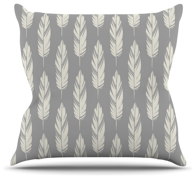Throw Pillows Green : Amanda Lane