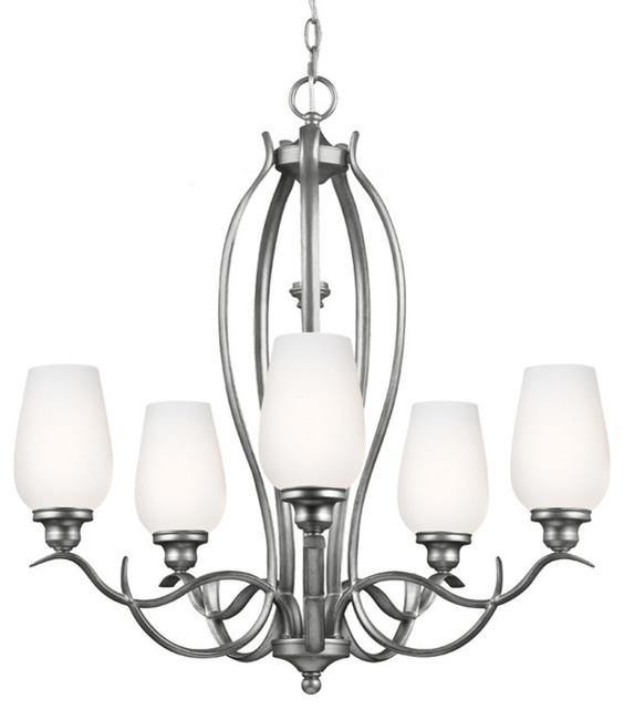 Discount Murray Feiss Lighting: Murray Feiss 5-Light Chandelier