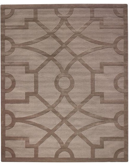 martha stewart living fretwork area rug contemporary