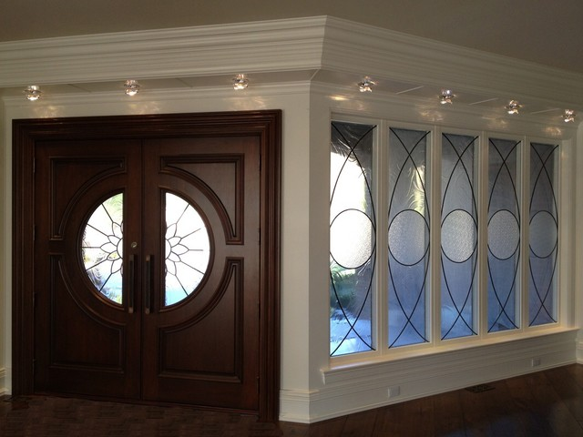 Gates Mills Residence Contemporary Front Doors Cleveland By Short Lin