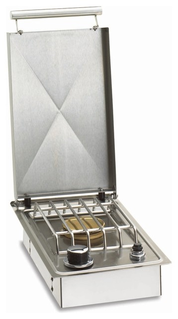 Countertop Side Burner : ... AOG Built In Single Drop In Side Burner NG modern-outdoor-products