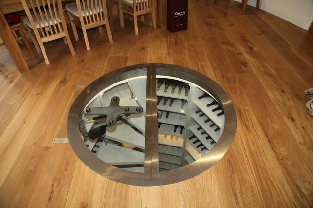 Wine Cellar - The Circular Cellar