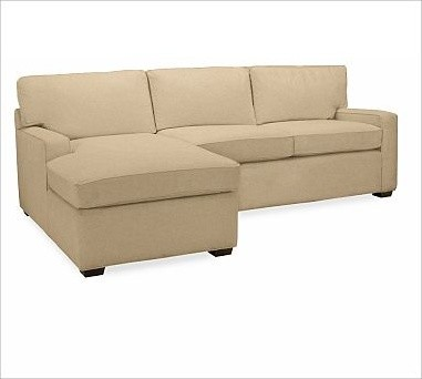 sectional with chaise down blend wrap cushions texture traditional
