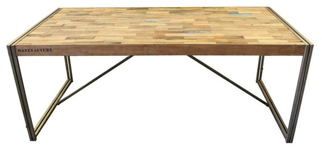 Sold Out Large Salvaged Wood Desk From Bali  Est Retail