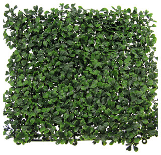 "12-Pieces 20""x20"", UV Proof Garden Artificial Boxwood Hedge Mat - Home Fencing And Gates - by ..."