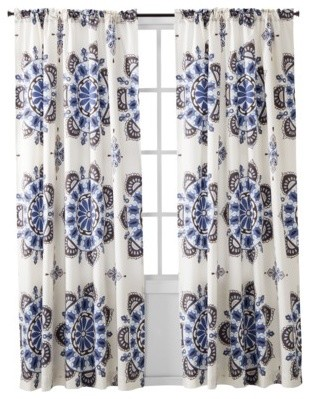 Blue Curtains From Target - Best Curtains 2017