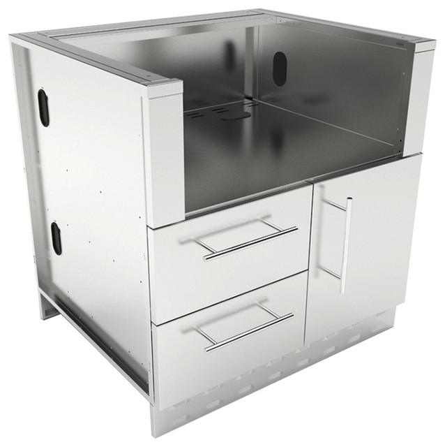 Grill Cabinet: Sunstone Grill Base Cabinet