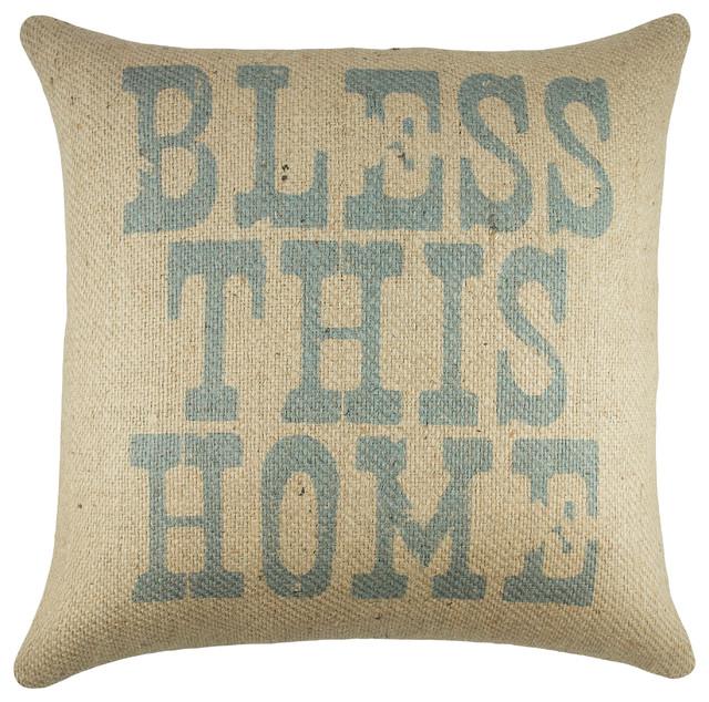 Throw Pillow Covers Farmhouse :