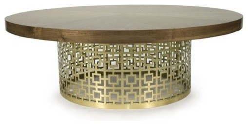 Jonathan adler nixon cocktail table contemporary coffee tables by the modern shop Jonathan adler coffee table