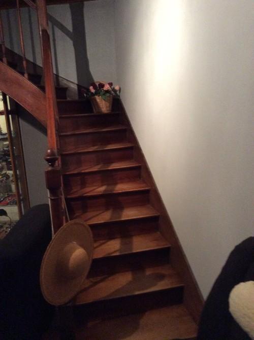 Comment pourrais je peindre un escalier for Peindre mon salon en gris