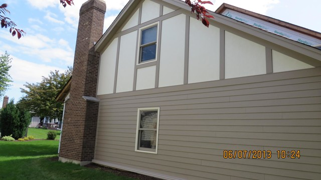 Stucco Cement Board Siding : Stucco siding james hardie fiber cement modern