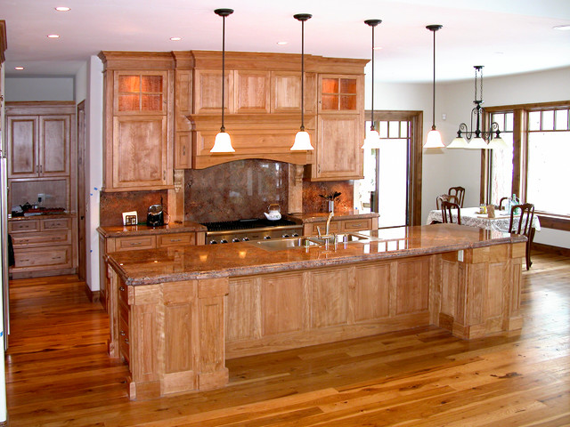 Custom kitchen islands storage traditional kitchen for Custom kitchen islands