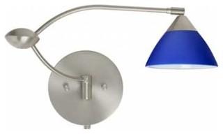 Domi Swing Arm Sconce - Moderne - Væglamper med svingarm - af ...