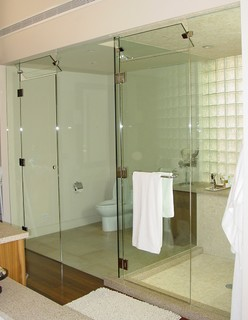 custom bath enclosure contemporary shower enclosures