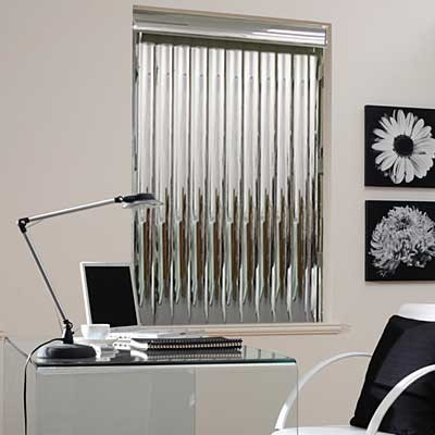 Mirrored Verticals Free Samples And Shipping Modern