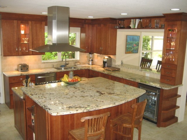 Caribbean Kitchen Design Ideas ~ Caribbean kitchen